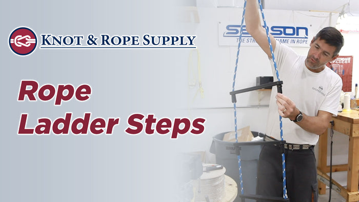 Rope Ladder Steps