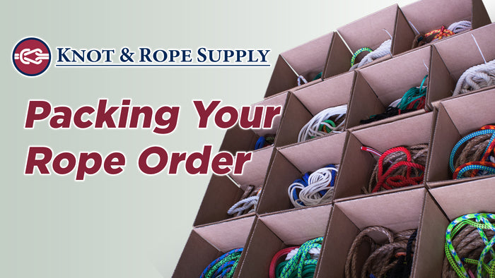 How We Pack Your Rope