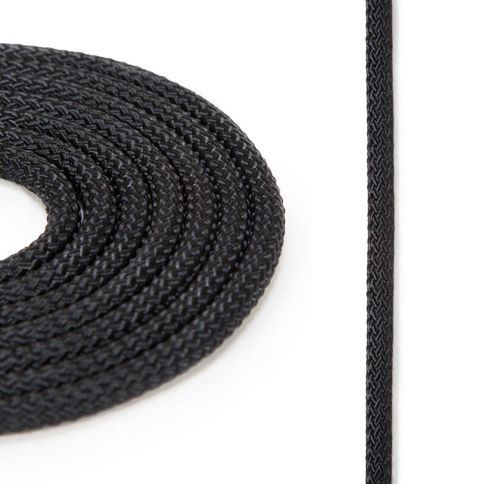 1/4 Black Static Rope