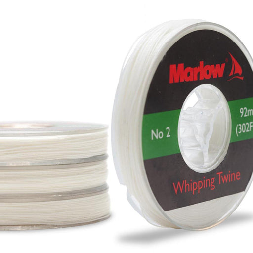 Whipping Twine, White Whipping Twine