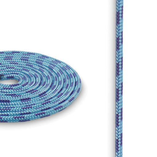 3mm Cord - Light Blue w/ Purple