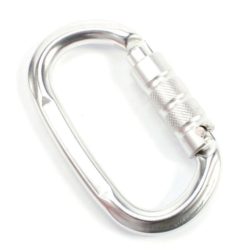 CT Oval Carabiner | Silver