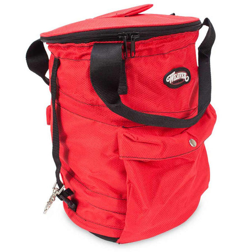 Deluxe Rope Bag - Red
