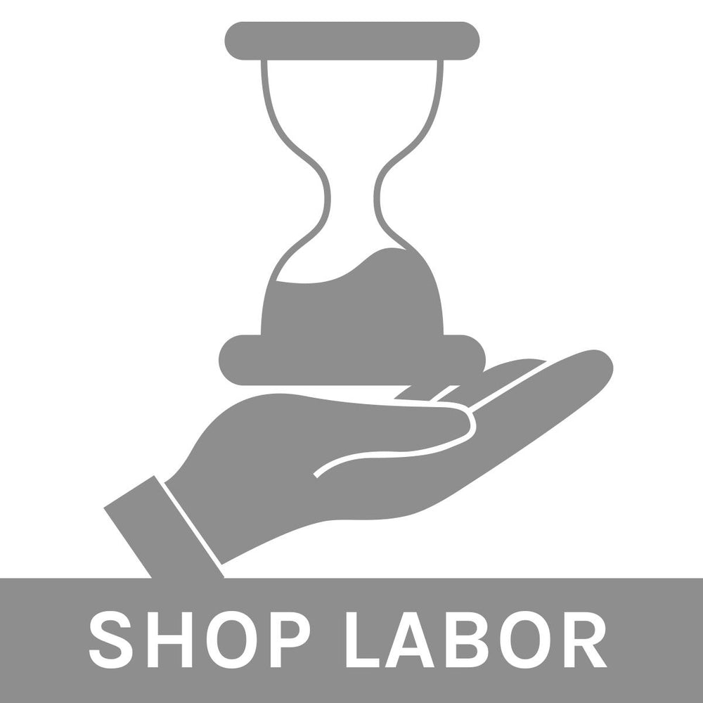 Shop Labor | .40 Hr
