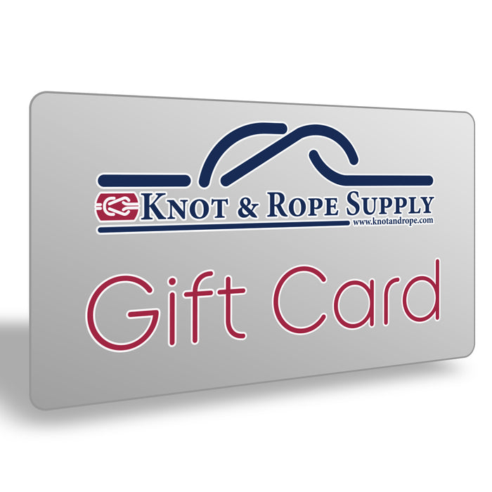 Knot & Rope Gift Card