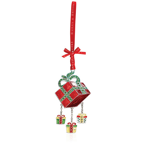 Sparkle Christmas Gift Decoration