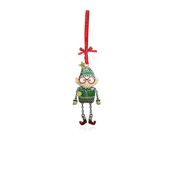 Sparkle Elf Decoration