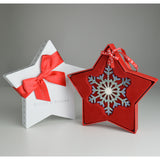 Sparkle Snowflake Decoration