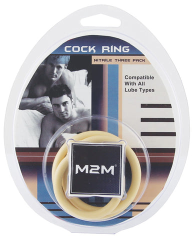 M2M Nitrile Cock Ring
