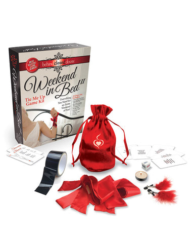 Weekend In Bed II Tie Me Up Edition Kit