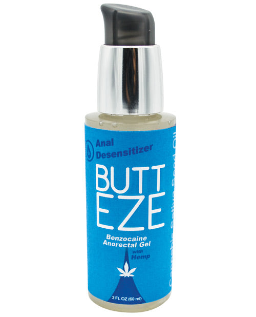 Butt Eze Desensitizing Lubricant w/Hemp Seed Oil
