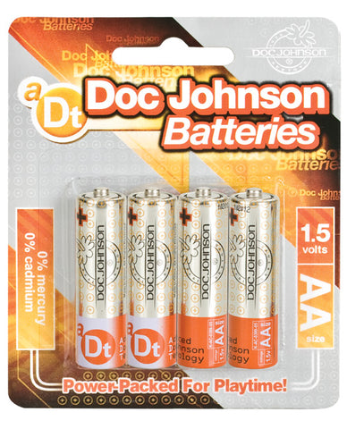 Doc Johnson Batteries