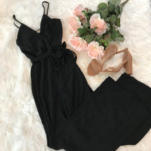 Stary Nights Black Jumpsuit
