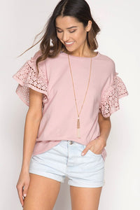 Happy Days Top - Pink