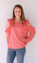 Be Mine Pink Top