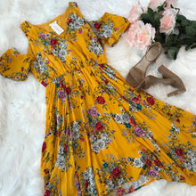 Summer Flowers Dress