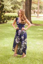 A Dreamy Day Dress - Navy