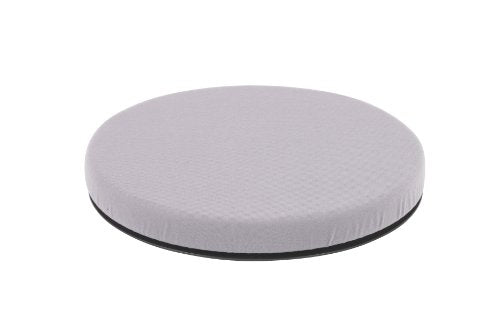 Drive Medical Deluxe Swivel Seat Cushion, Gray