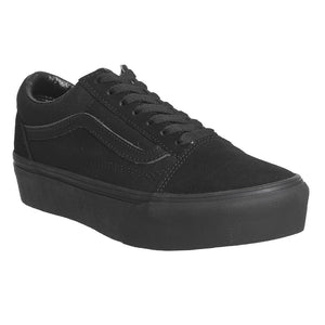 Zapatillas Vans Old Skool Platform Black/Black