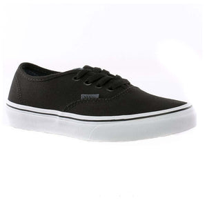 Zapatillas Vans Authentic Canvas  Black/Dark Slate