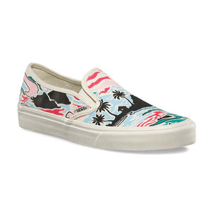 Zapatillas Vans Slip-on Sf Cultivate Hawaii
