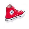 Zapatillas Converse Chuck Taylor All Star Platform Hi Red