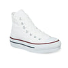 Zapatillas Converse Chuck Taylor All Star Platform Hi White