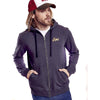Campera Canguro Hombre Lighting Bolt Old School