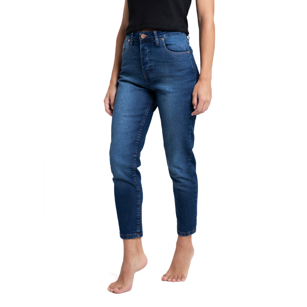 Jean Mujer Rusty Cool Mom