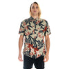 camisa Hombre Rusty Lotus Short Sleeve Shirt