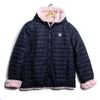 Campera Girls Rusty Masha Rever Coat