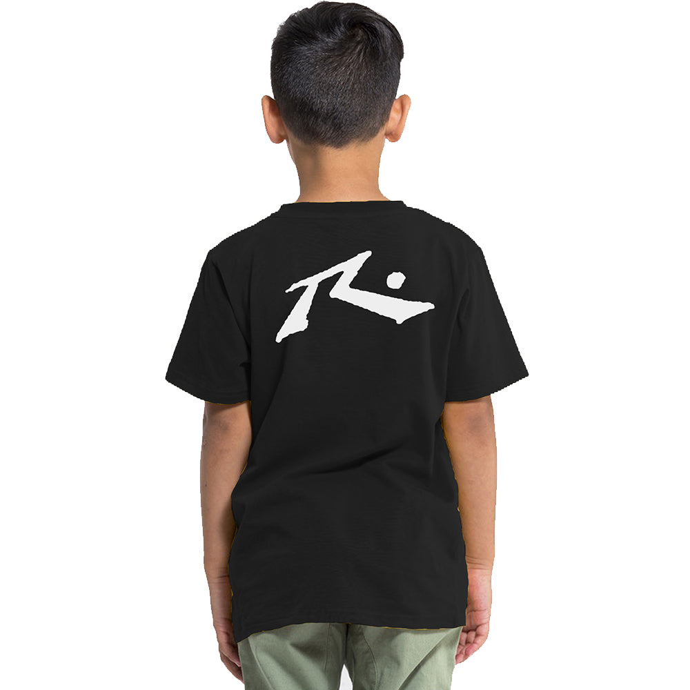 Remera Rusty Competition Runts Negro