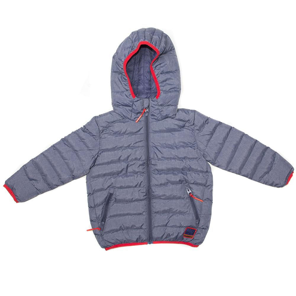 Campera Rusty Highflight Azul