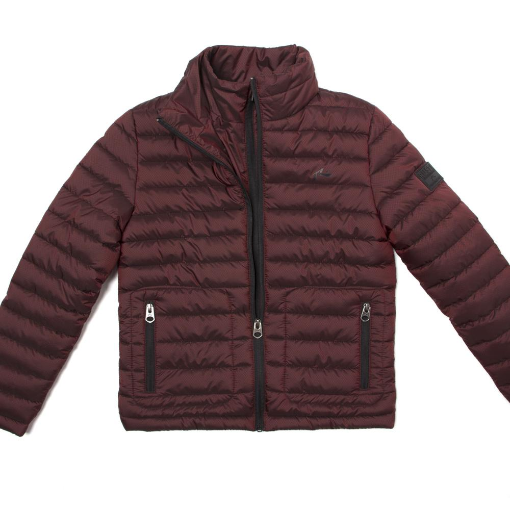Campera Rusty Saxoon Bordo Runts