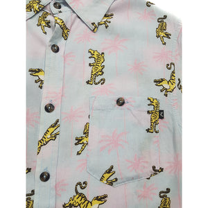 Camisa Rusty Tigerdile Short sleeve Shirt Junior