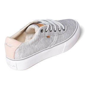 Zapatillas Rusty Asil Superhigh Grey Melange