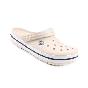 Crocs Crocband Stucco White