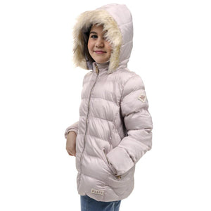 Campera Rusty Girl Cloudy Puffer Lila