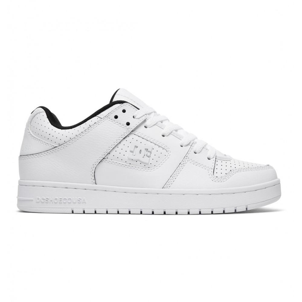 ZAPATILLAS DC MANTECA SE - WHITE
