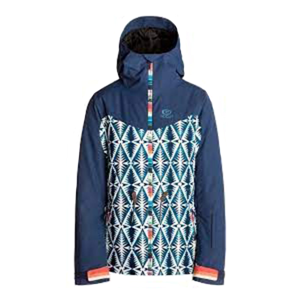 Campera Mujer Snow Rip Curl JK Betty Printed