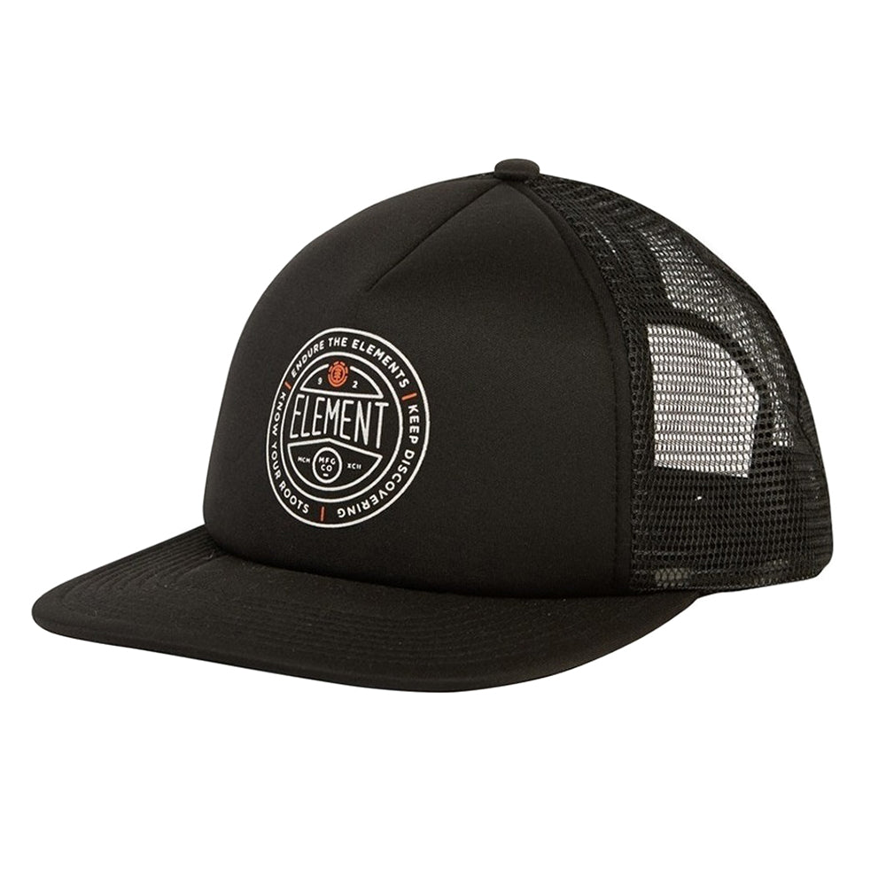 gorra element rifter II negra