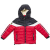 Campera Rusty Gyruss Runts Roja