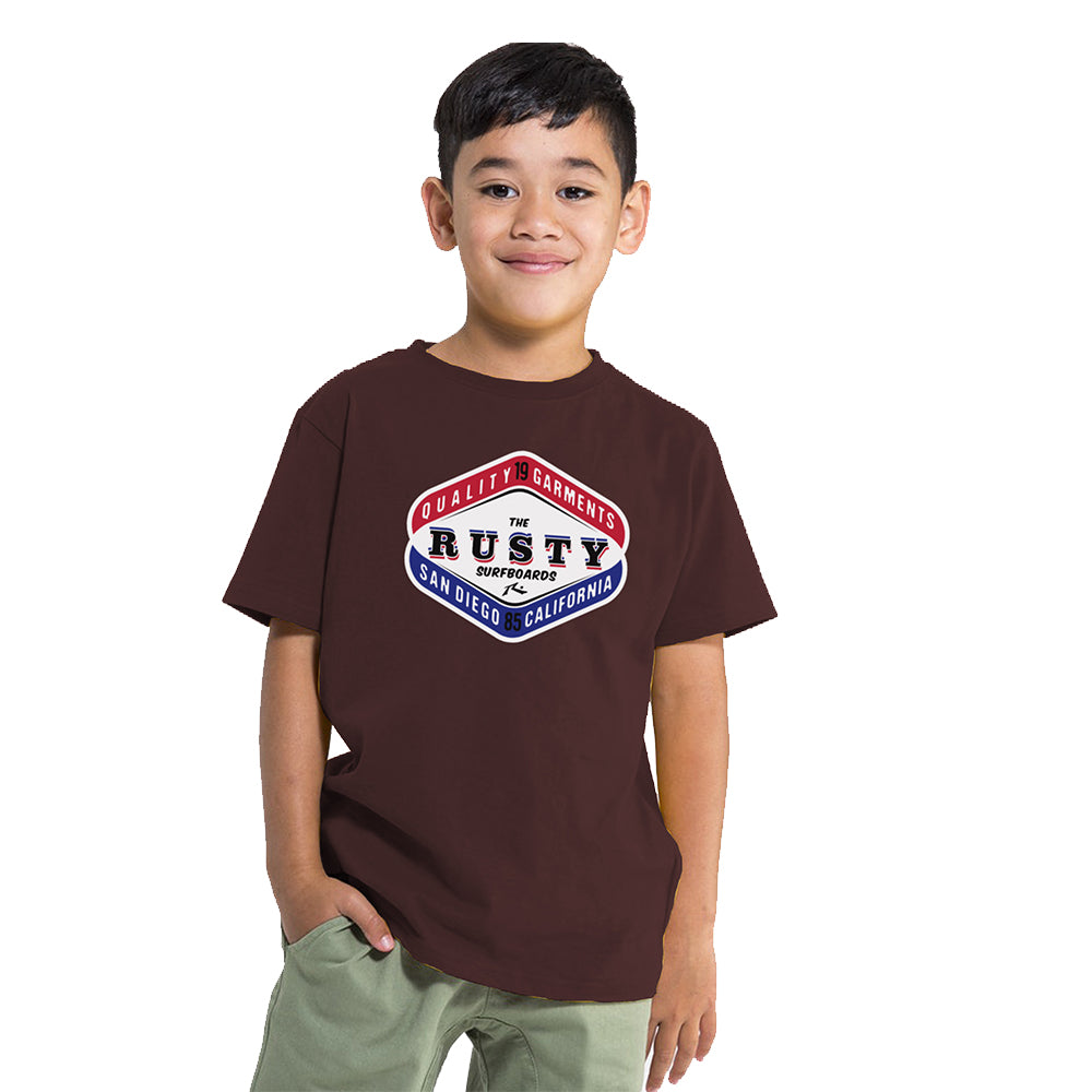 Remera Rusty Las Vegas Junior