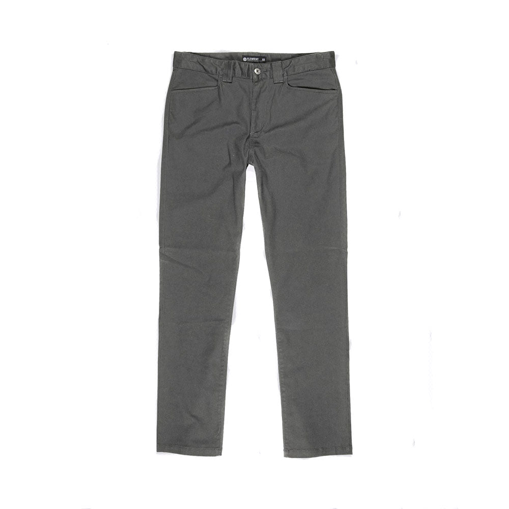Pantalon Junior Element Sawyer Dark Oli Verde