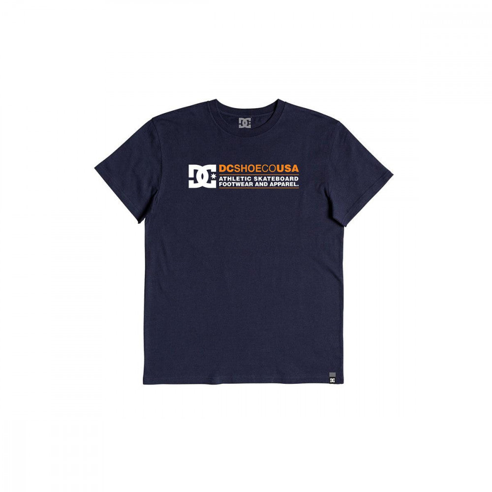 Remera Hombre DC Butainer Azul