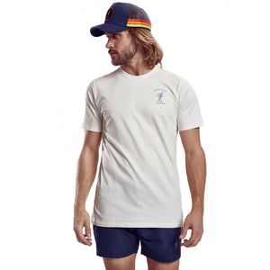 Remera Hombre Lightning Bolt Surfing