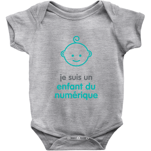 Digital Native Onesie (French)