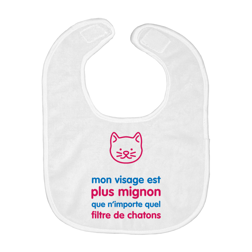 Kitty Bib (French)