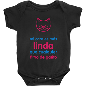 Kitty Onesie (Spanish)