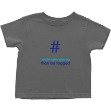 Tagged Toddler T-Shirts (English)